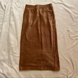 Uniqlo Long Skirt